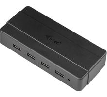 i-tec USB 3.0 Charging HUB 4 Port s napájecím adaptérem 1x USB 3.0 nabíjecí port - U3HUB445