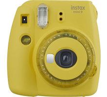 Fujifilm Instax MINI 9, žlutá - FTINFTMIN957
