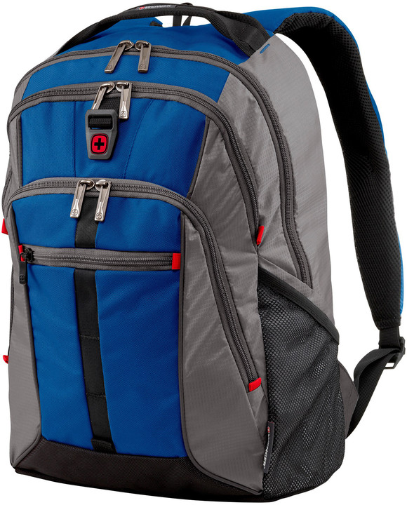 "WENGER LYCUS - 15,6"" batoh na notebook a tablet, modrá"