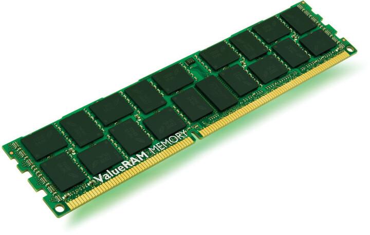 Kingston 16GB DDR3 1333 ECC Reg CL9 DIMM QR x8 w/TS