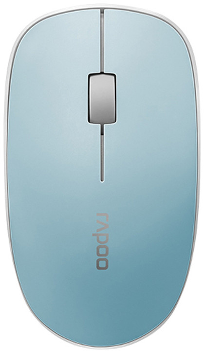 Rapoo 3500P, modrá