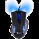 C-TECH GM-17 Empusa, modré LED