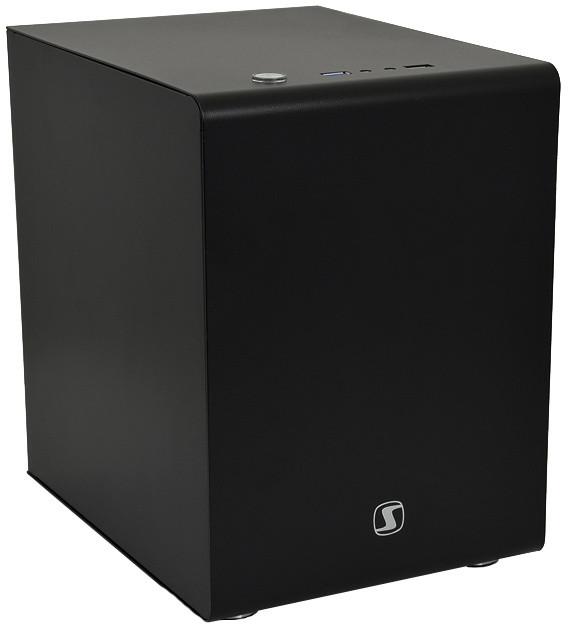 SilentiumPC Brutus Q30, černá