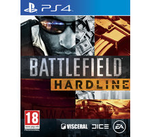 Battlefield: Hardline (PS4) - 5030936112428
