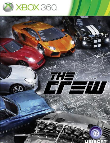 The Crew - X360