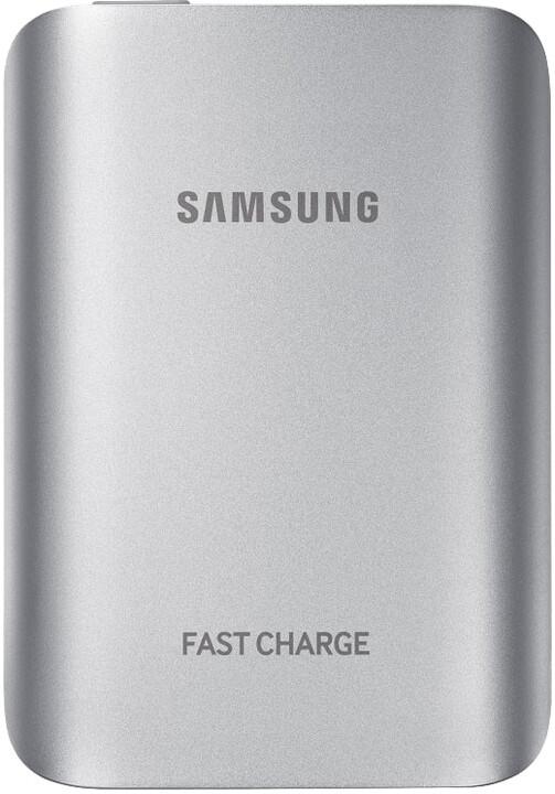 Samsung EB-PG930BS záložní baterie 5100mAh, stříbrná