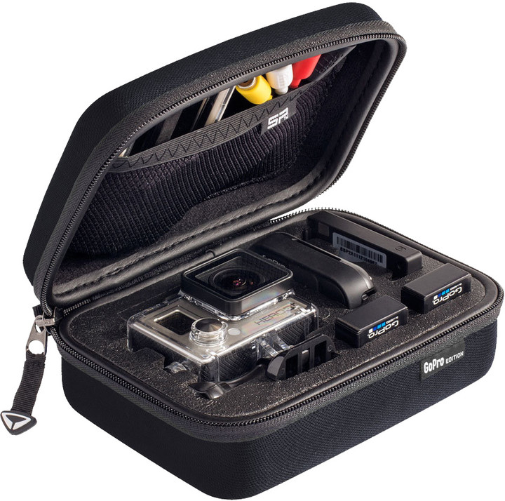 SP POV pouzdro pro GoPro-Edition 3.0, XS, černá