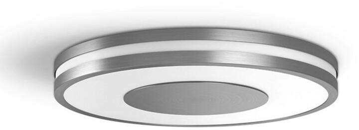 Philips Hue White Ambiance Stropní svítidlo Being BT 32610/48/P6 hliníkové