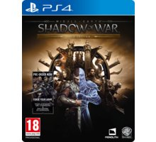 Middle-Earth: Shadow of War - Gold Edition (PS4)