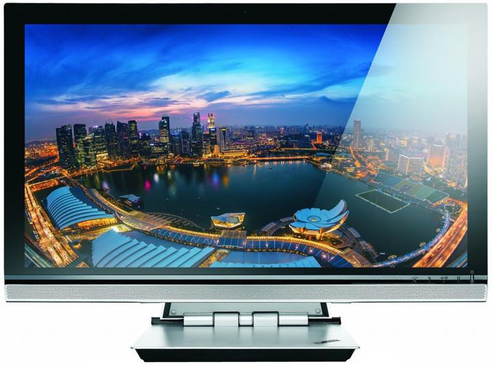 "Lenovo ThinkVision 28 4K Smart Display - 4K LED monitor 28"""