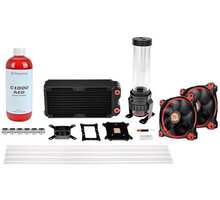 Thermaltake Pacific RL240 D5 Hard Tube Water Cooling Kit (240mm)  + RAM Micro Secure Digital SDHC 16GB Kingston, (class 10) v hodnotě 279 Kč