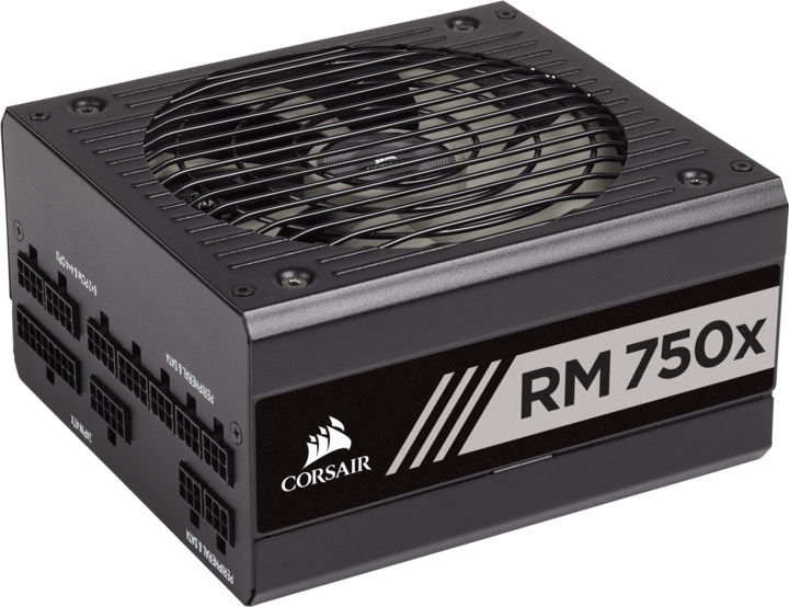 Corsair RM750x, model 2018 - 750W