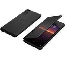 Sony pouzdro Style Cover View pro Xperia 10 II, černá - XQZCVAUB.ROW