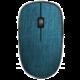 Rapoo 3510 Plus, modrý textil