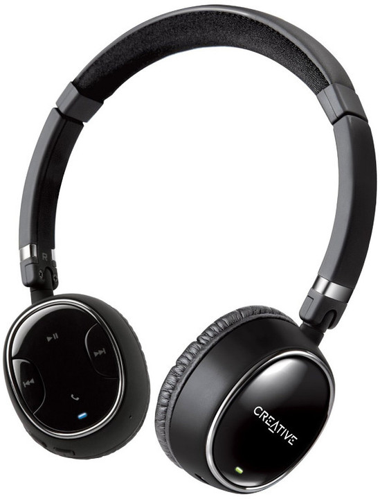 Creative WP-350 - černá, bluetooth