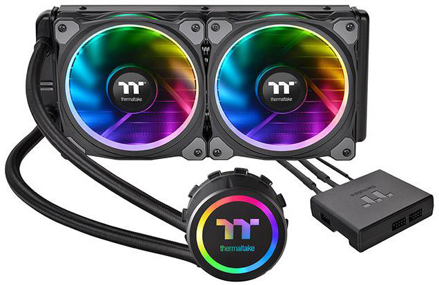 Thermaltake Floe Riing RGB 240mm, TT Premium Edition