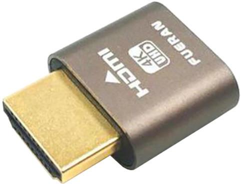 ANPIX HDMI emulátor (emuluje připojený monitor v HDMI konektoru, pro těžbu kryptoměny, mining)