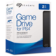 Seagate Game Drive pro PS4, 2TB  + Tribe STARWARS Yoda The Wise - 16GB