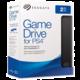 Seagate Game Drive pro PS4, 2TB  + Energetický nápoj RedBull, 0,25l + Voucher až na 3 měsíce HBO GO jako dárek (max 1 ks na objednávku)