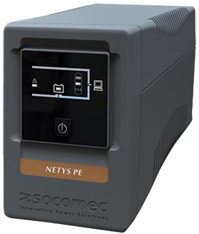 Socomec Netys PE 850, 480W, USB