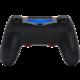 Sony PS4 DualShock 4, červený