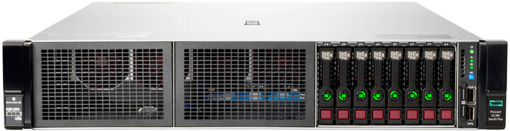 HPE ProLiant DL385 Gen10 Plus /7302/32GB/500W/NBD