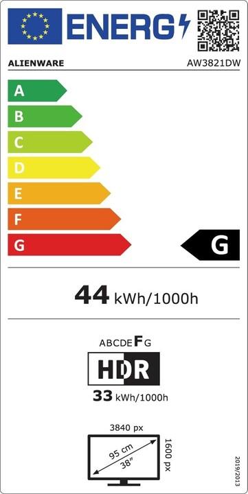 Energetický štítek G