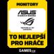 Nejlepší herní hardware podle čtenářů Games.cz - Monitory