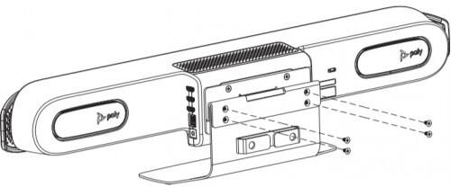 Poly podstavec na stůl pro Studio X50