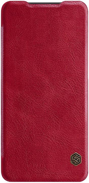 Nillkin Qin Book pouzdro pro Sony Xperia 10 Plus, červená