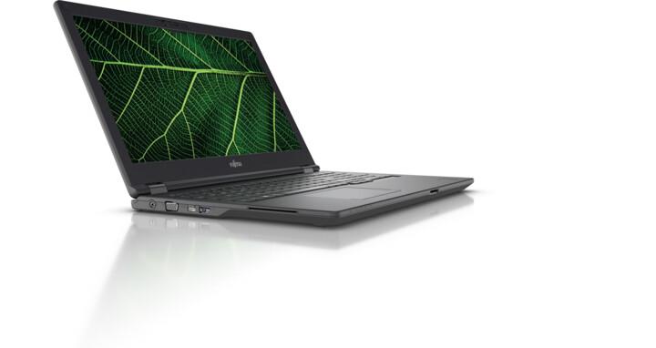 Fujitsu Lifebook E5511, černá