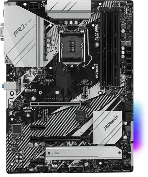 ASRock B460 PRO4 - Intel B460