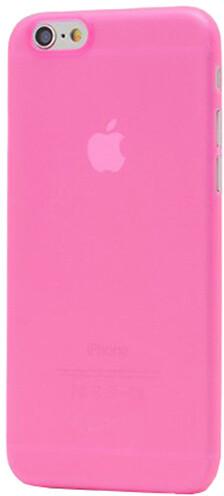 EPICO ultratenký plastový kryt pro iPhone 6/6S EPICO TWIGGY MATT - růžový