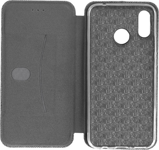 EPICO Ochranné pouzdro pro Huawei Nova 3 COTTON FLIP, šedé