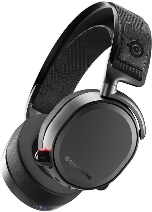 SteelSeries Arctis Pro Wireless, černá