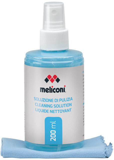 Meliconi C-200 Čisticí sprej 200 ml + utěrka z mikrovlákna