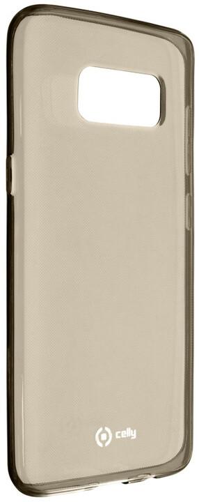 CELLY Gelskin pouzdro pro Samsung Galaxy S8, černé