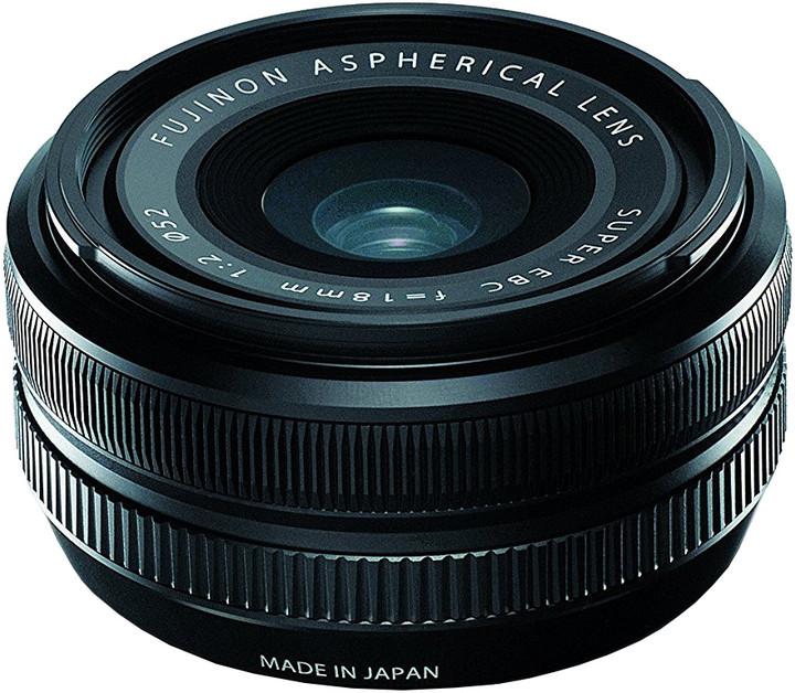 Fujinon XF18mm f/2