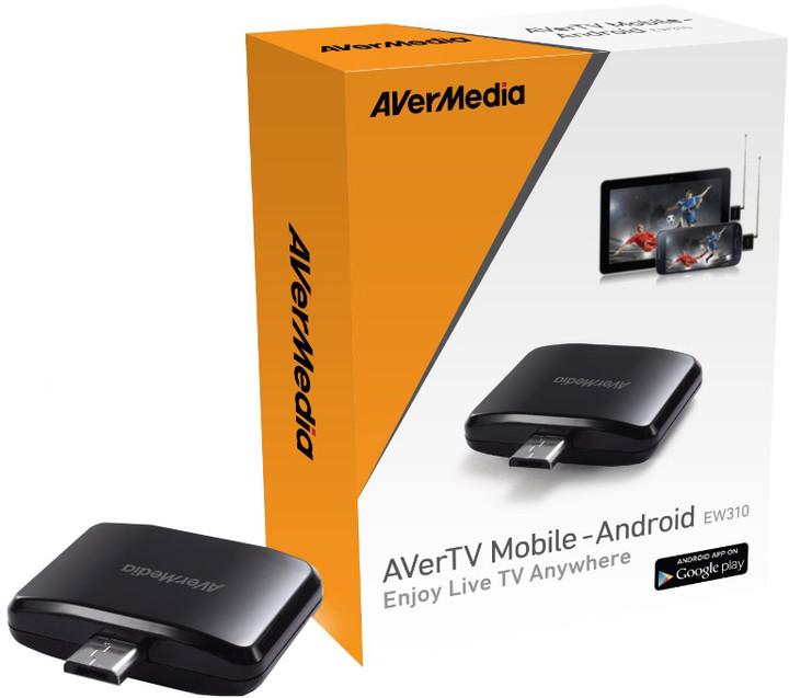 AVerMedia AVerTV Mobile Android