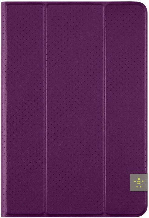 Belkin Trifold Folio pouzdro pro iPad mini 1/2/3 - fialová