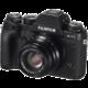 Fujinon objektiv XF35mm f/2 R WR, černá
