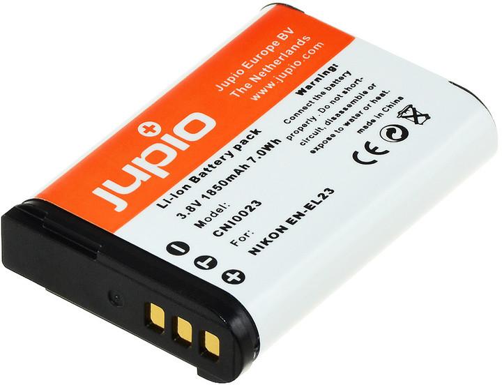 Jupio EN-EL23 akumulátor pro Nikon