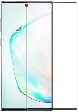 Nillkin tvrzené sklo CP+ MAX pro Samsung Galaxy Note20 Ultra, 3D, černá