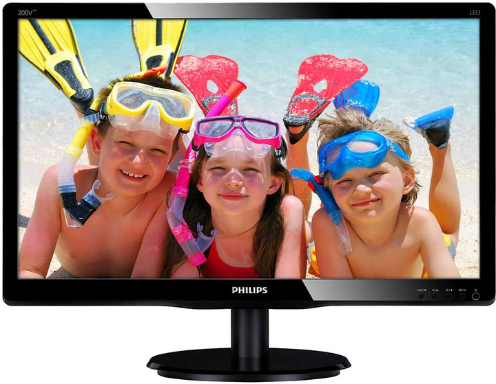 Philips 200V4LAB22 - LED monitor 20""
