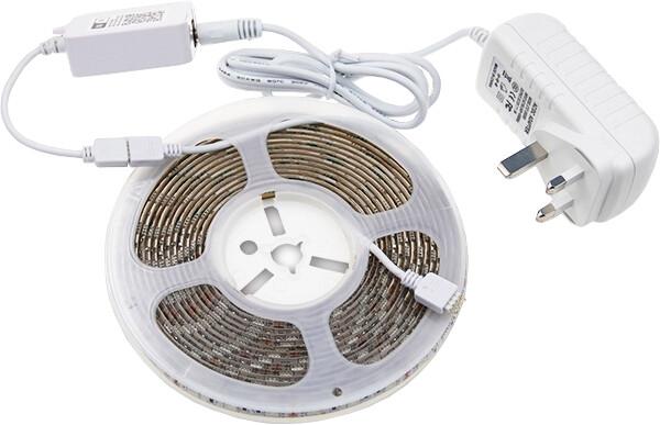 iQtech SmartLife LED pásek, Wi-Fi, 5 m
