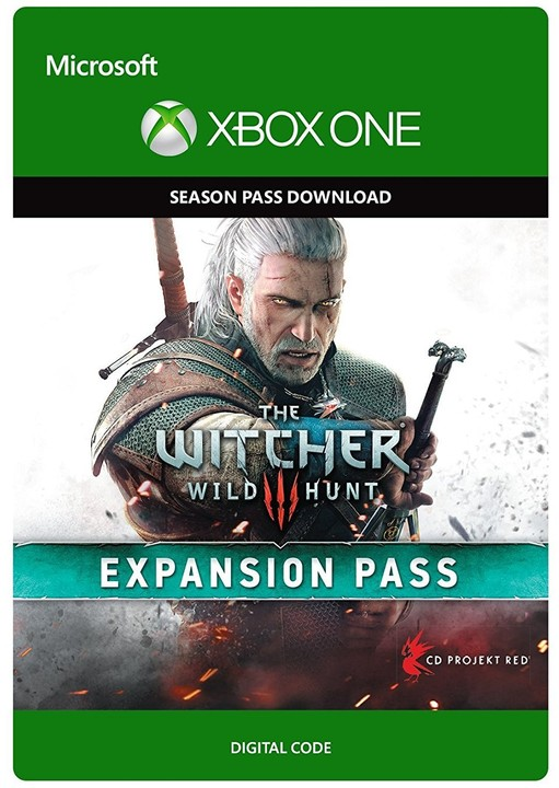 Zaklínač 3: Wild Hunt - Expansion Pass (Xbox ONE) - elektronicky