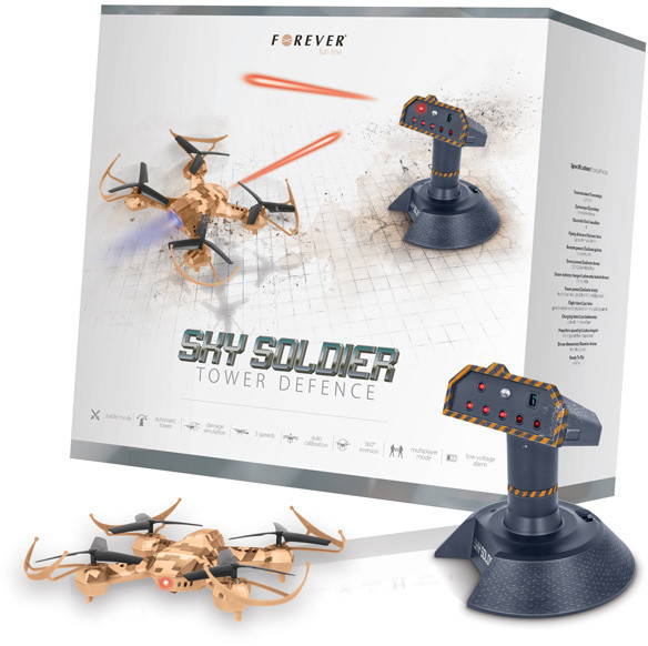 Forever dron Sky Soldier + Tower Defense V2
