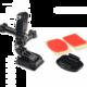 Apei zakřivený držák s vyklopením na strany (GoPro 4/3+/3/2/1, Xiaomi Yi)