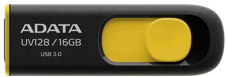 ADATA UV128 16GB žlutá