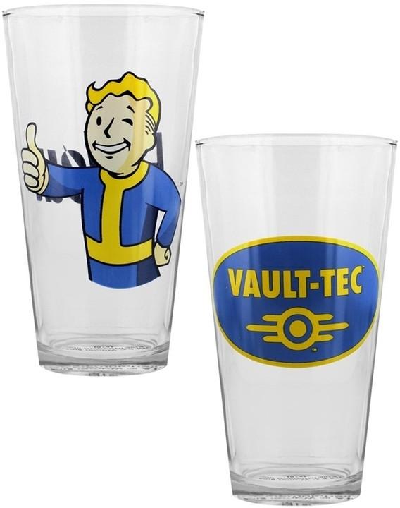 Fallout 4 - Vault-Tec a Vault-Boy